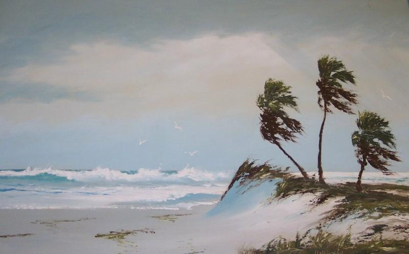 A Step Back In Time Florida Highwaymen Paintings